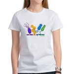 Bacteria are My Friends Women's T-Shirt