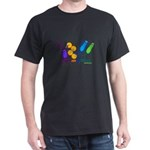 Bacteria are My Friends Dark T-Shirt