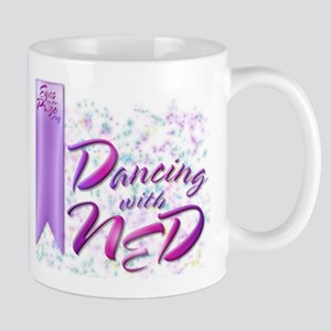 """Dancing with NED"" Mug"