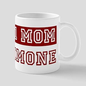 Simone #1 Mom Mug