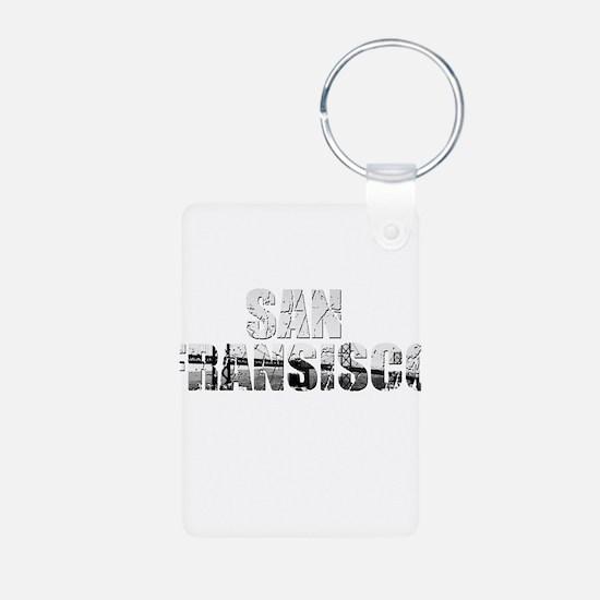 SanFrancisco Keychains
