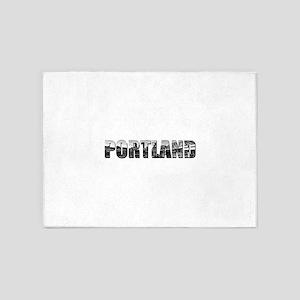 Unique Portland 5'x7'Area Rug