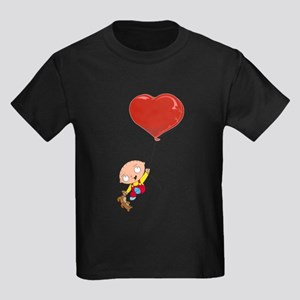 Family Guy Heart White T-Shirt