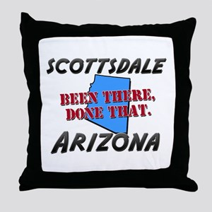 scottsdale arizona - been there, done that Throw P