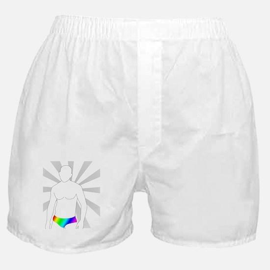 Dance Pride Boxer Shorts