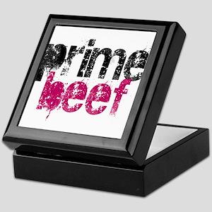 Prime Beef Keepsake Box