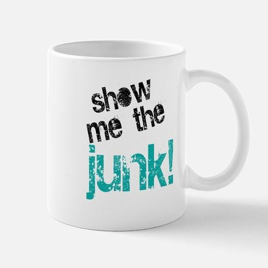 Show Me The Junk! Mug