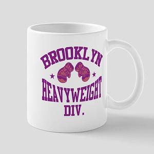 Brooklyn Heavyweight Purple Mug