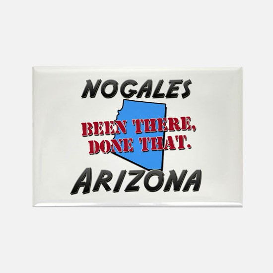 nogales arizona - been there, done that Rectangle