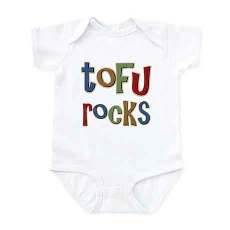 Tofu Rocks Infant Bodysuit