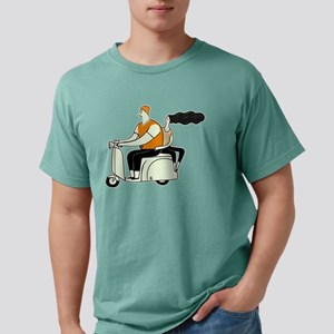 Scooter Guy and Gal T-Shirt