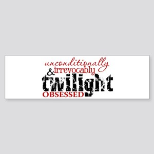 Unconditionally & Irrevocably Obsessed w/ Twilight