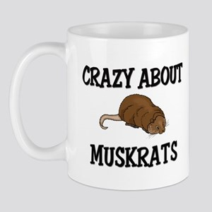 Crazy About Muskrats Mug