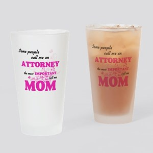 Some call me an Attorney, the most Drinking Glass
