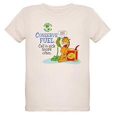Conserve Fuel Organic Kids T-Shirt
