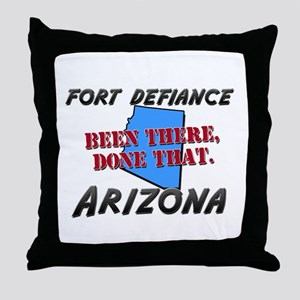 fort defiance arizona - been there, done that Thro