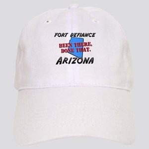 fort defiance arizona - been there, done that Cap