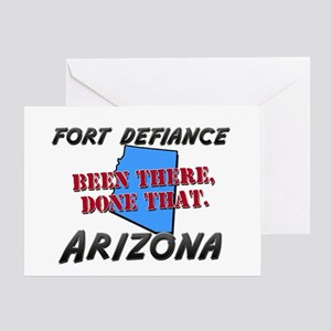 fort defiance arizona - been there, done that Gree