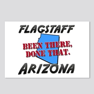 flagstaff arizona - been there, done that Postcard