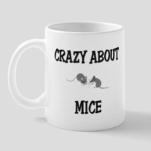 Crazy About Mice Mug