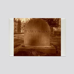 Hawthorne Rectangle Magnet