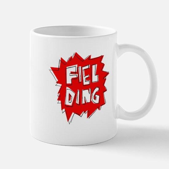 Creepy Fielding Mug