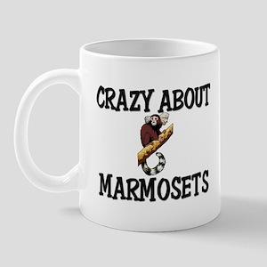 Crazy About Marmosets Mug