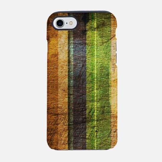Multicolored iPhone 7 Tough Case