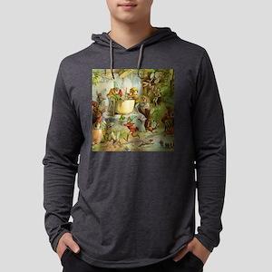 Gnomes, Elves & Forest Fairies Long Sleeve T-Shirt