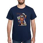 Pirates v. Seals Dark T-Shirt