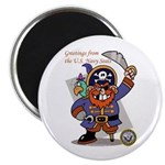 Pirates v. Seals Magnet