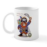 Pirates v. Seals Mug