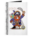 Pirates v. Seals Journal