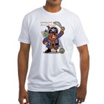 Pirates v. Seals Fitted T-Shirt