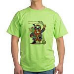Pirates v. Seals Green T-Shirt