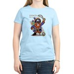 Pirates v. Seals Women's Light T-Shirt