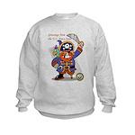 Pirates v. Seals Kids Sweatshirt