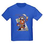 Pirates v. Seals Kids Dark T-Shirt