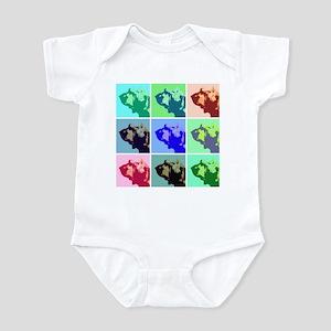 Bloodhounds! Infant Bodysuit