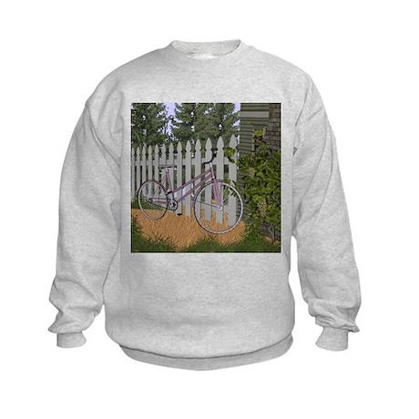 Bicycle Kids Sweatshirt