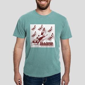 Flying Squirrels Ash Grey T-Shirt