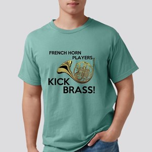 Horn Players Kick Brass T-Shirt
