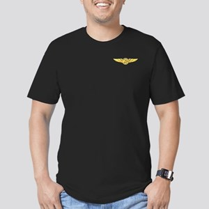 Aircrew Men's Fitted T-Shirt (dark)