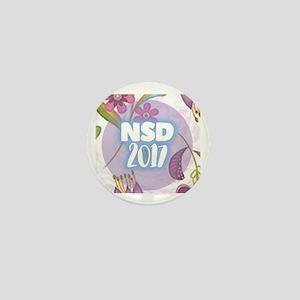 NSD 2017 Mini Button