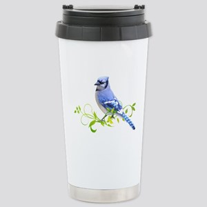 Blue Jay Stainless Steel Travel Mug