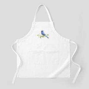 Blue Jay BBQ Apron