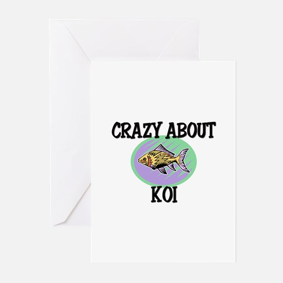Crazy About Koi Greeting Cards (Pk of 10)