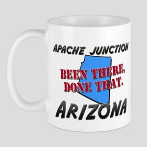 apache junction arizona - been there, done that Mu
