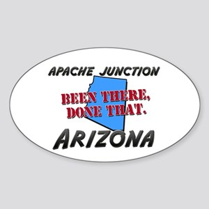 apache junction arizona - been there, done that St