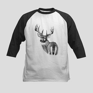 Deer Kids Baseball Jersey